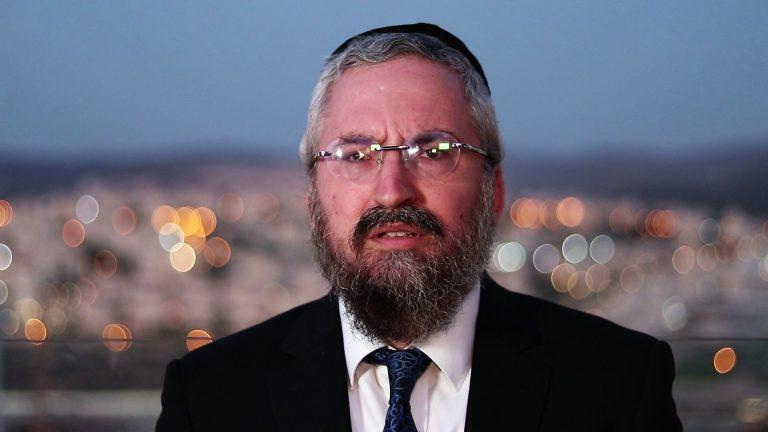 הרב ישראל סילברסטין