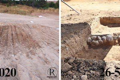 החפירות הארכיאולוגיות בבית שמש לפני ואחרי 2