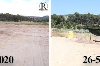 החפירות הארכיאולוגיות בבית שמש לפני ואחרי