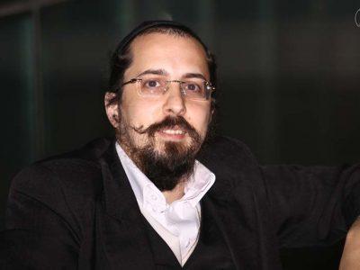 יחיאל גבריאלוב עוזרו האישי של הרב ארנרייך